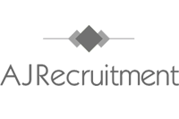 AJ-Recruitment logo grey